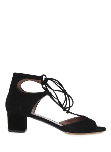 Tabitha Simmons Sandalet Siyah